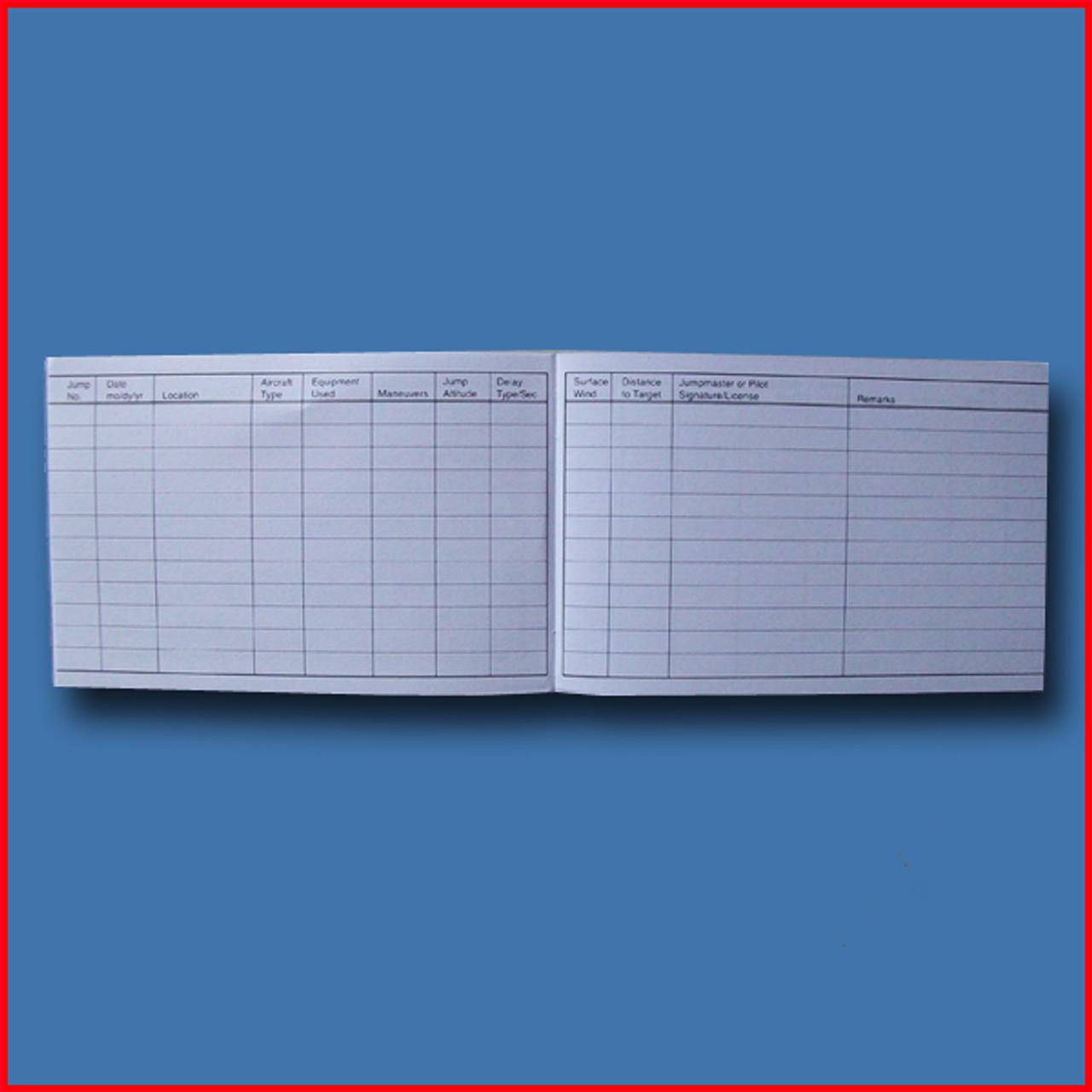 Economy Log Book