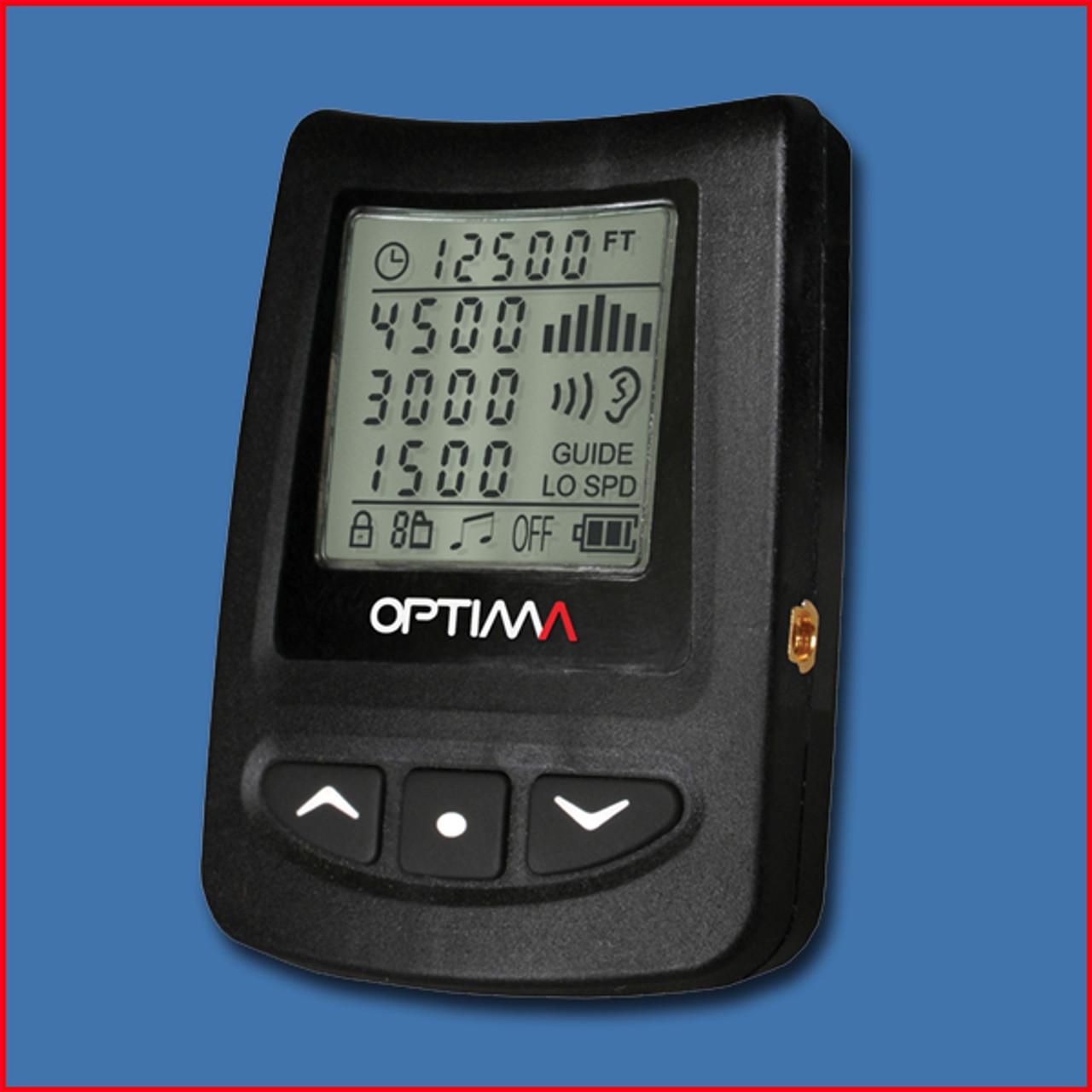 Optima II Audible Altimeter