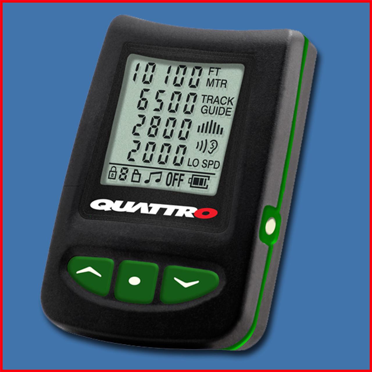 Quattro Audible Altimeters