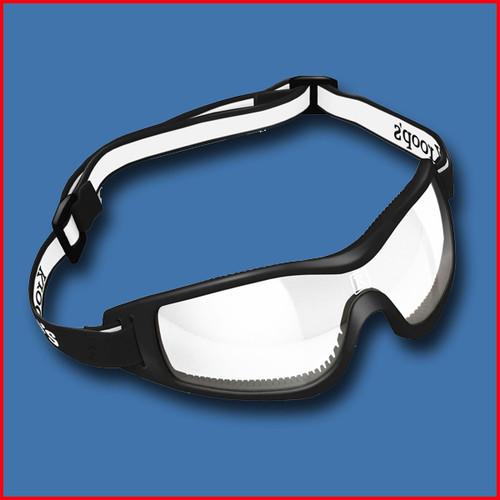 Kroops - Arch Goggle - Black