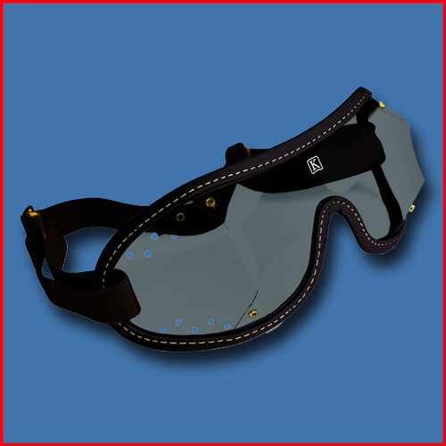 Kroops - Black Boogie Goggles Tinted