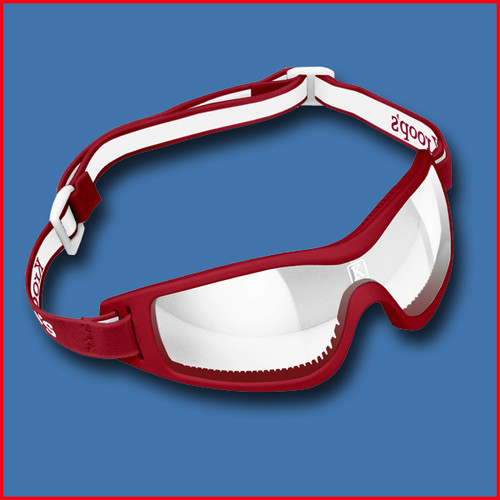 Kroops - Arch Goggle - Red