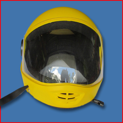 Full Face Cookie G3 Yellow X-Large (Slightly Used)