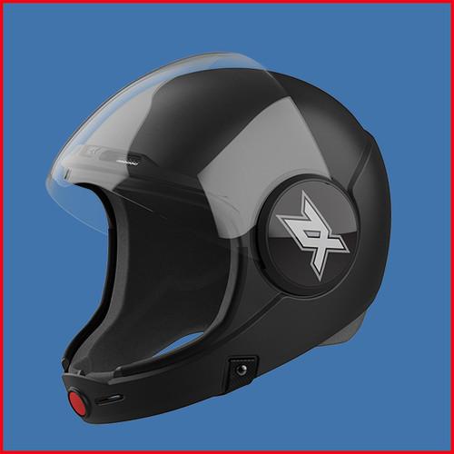 ZX FULL FACE HELMET by ParaSport Italia
