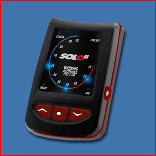 Solo II Audible Altimeter