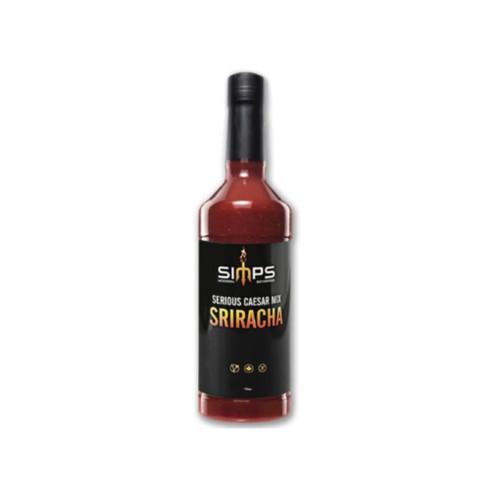 Sriracha Caesar Mix