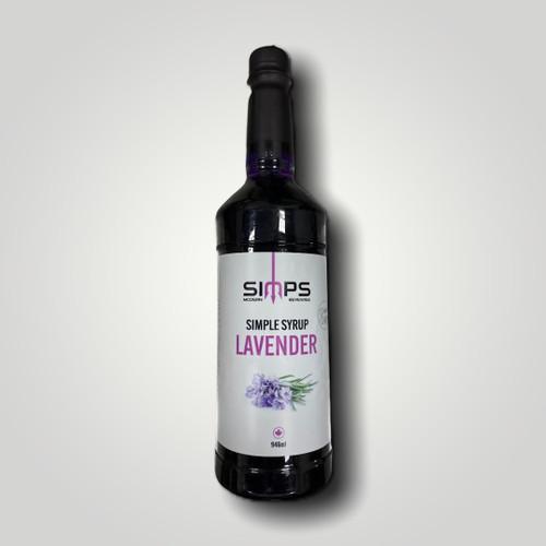 Lavender Syrup 946ml