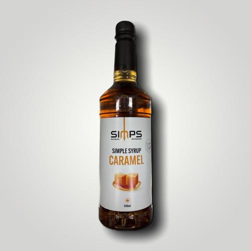 Caramel Syrup 946ml