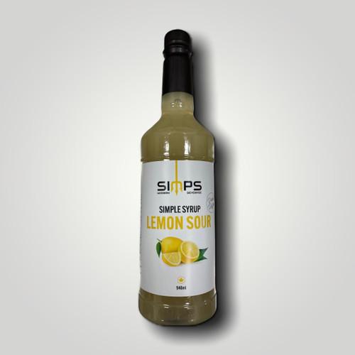 Lemon Sour Syrup 946ml