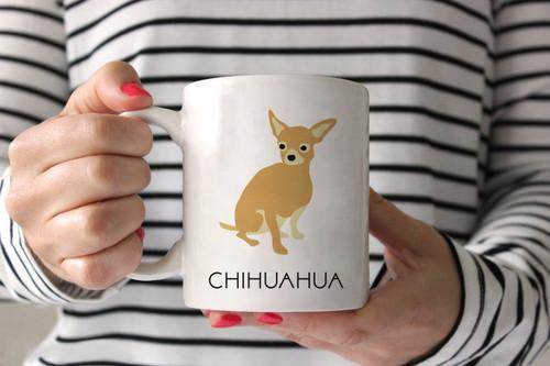 Chihuahua Ceramic Mug