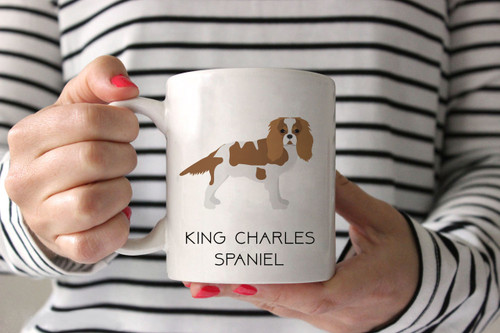 King Charles Spaniel Coffee Mug