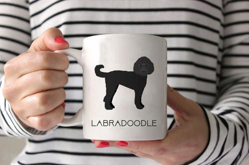 Labradoodle Coffee Mug