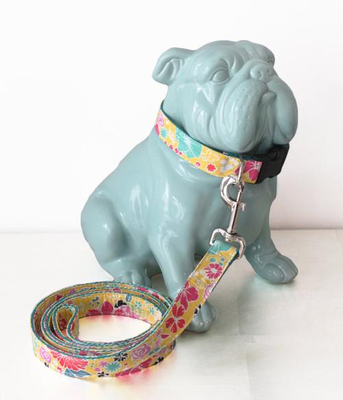 Luau Dog Collar