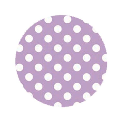 Lilac Dot Dog Leash