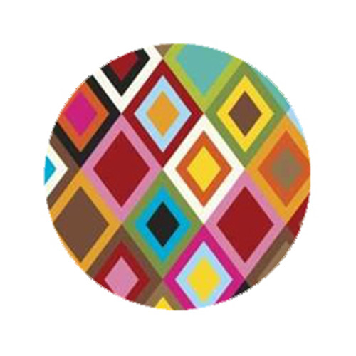 Rainbow Mosaic Dog Leash
