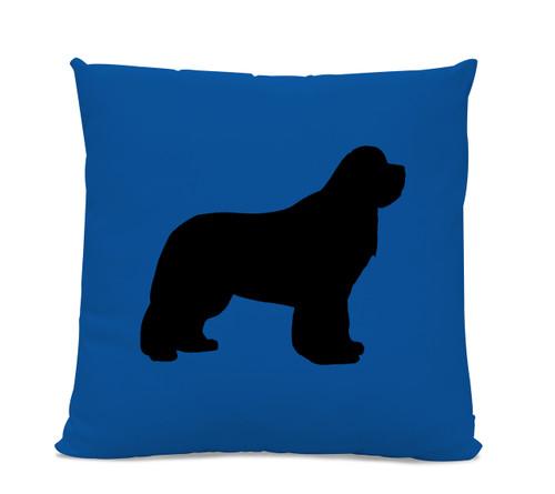 Newfoundland Silhouette Pillow