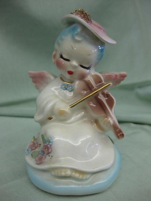 "Sweet little ""Angels Serenade"" is 4"" tall..."