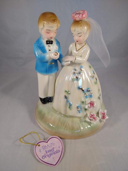 Bride and Groom Dakin