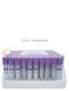 Vacuum Urine Collection Tube Vials 5 ML Lavender
