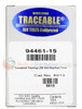 Traceable Flashing LED Alert Big Digit Timer - EW-94461-15 - Box Packaging View Medical Distribution Group