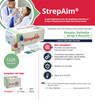 Strep Throat Test StrepAim Antigen Swab Screen - Product Details - CLIA Waived - Medical Distribution Group