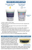 Identify Health Drug Test Cups - DIRECTIONS HOW TO USE