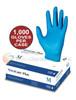 NitraCare Plus 100 - Power-Free Non-Sterile Nitrile Exam Gloves MDG - 1000 gloves per case