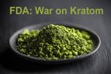 FDA Declares war on controversial herb: Kratom