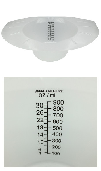 Specimen Urine Stool Collector Graduated Medline