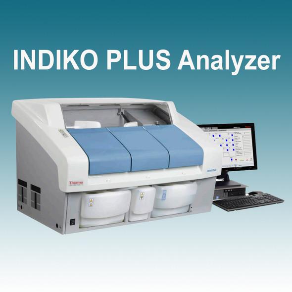 Indiko Plus Analyzer - Medical Distribution Group