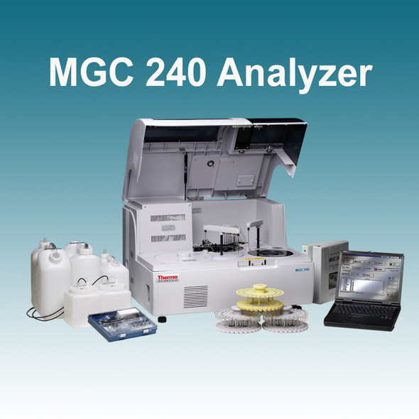 MGC 240 Analyzer Refurbished - Medical Distribution Group