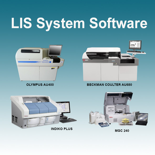 LIS System Software - Laboratory Information System