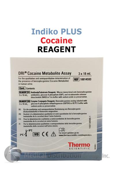 DRI Cocaine Reagent Indiko Plus 10014593 | Medical Distribution Group