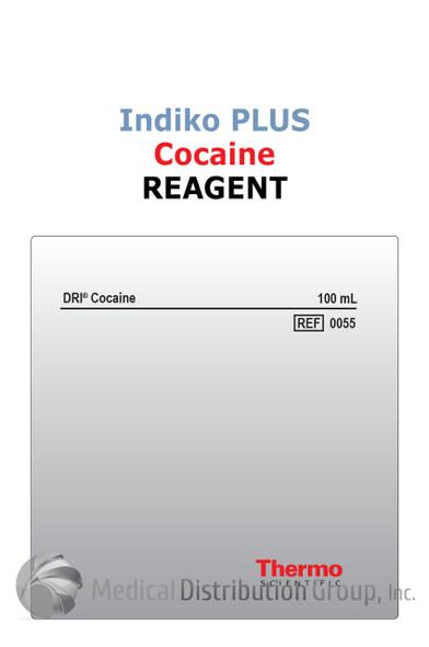 DRI Cocaine Reagent Indiko Plus 0055 | Medical Distribution Group