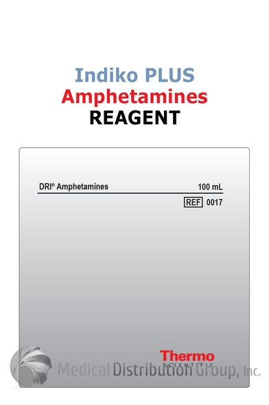 DRI Amphetamines Reagent Indiko Plus 0017 | Medical Distribution Group