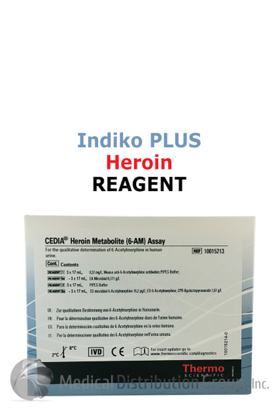 CEDIA Heroin Reagent Indiko Plus 10015213 | Medical Distribution Group