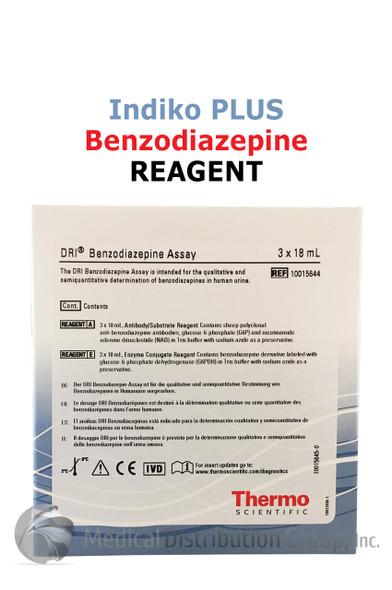 DRI Benzodiazepine Reagent Indiko Plus 10015644 | Medical Distribution Group