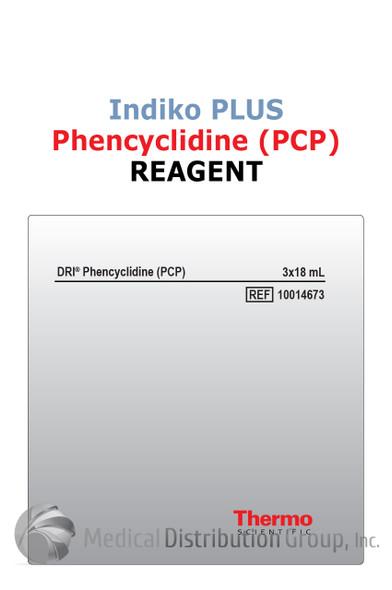 DRI Phencyclidine PCP Reagent Indiko Plus 10014673   Medical Distribution Group