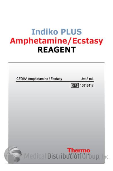 CEDIA Amphetamine / Ecstasy Reagent Indiko Plus 10016417 | Medical Distribution Group