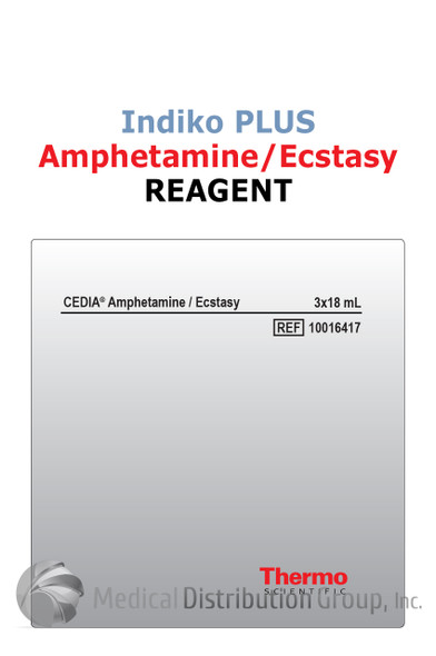 CEDIA Amphetamine / Ecstasy Reagent Indiko Plus 10016417 | Medical Distribution Group