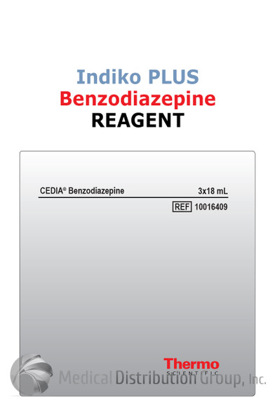 CEDIA Benzodiazepine Reagent Indiko Plus 10016409 | Medical Distribution Group