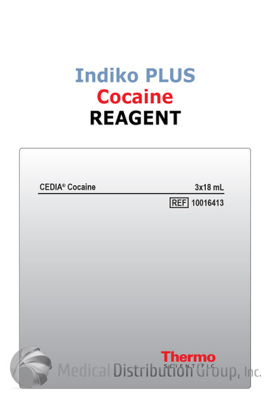 CEDIA Cocaine Reagent Indiko Plus 10016413 | Medical Distribution Group