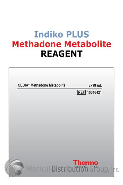 CEDIA Methadone Metabolite Reagent Indiko Plus 10016421 | Medical Distribution Group