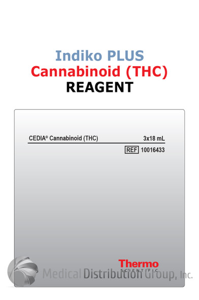 CEDIA Cannabinoid THC Reagent Indiko Plus 10016433 | Medical Distribution Group