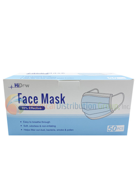 N95 Face Mask Respirator by Hi-Dow - 20 Per Box