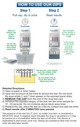 Identify Diagnostics 7 Panel Drug Test Dip with Adulterations - HOW TO USE - Medical Distribution Group