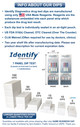 Identify Diagnostics 7 Panel Drug Test Dip with Adulterations - DIP FACTS INFO - Medical Distribution Group