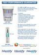 Identify Health Drug Test Dips - PERFORMANCE GUARANTEE - Medical Distribution Group