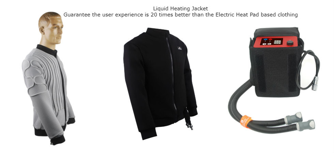 Liquid Heating Jacket