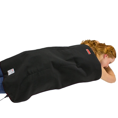 """Plug-in 26"""" x 36"""" Deluxe FIR Heat Therapy Pad KB-2636"""